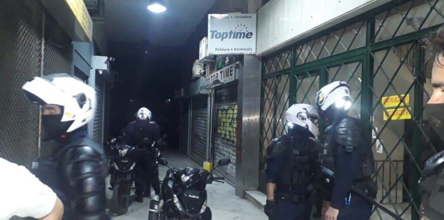 ΛΑΕ: Καταγγελία για εισβολή της ομάδας ΔΡΑΣΗ στα γραφεία της οργάνωσης