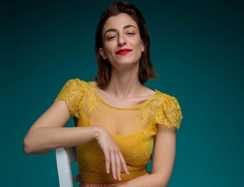 Η Μαρίζα Ρίζου στην «Π»: «Προσπαθώ να είμαι ελεύθερη»