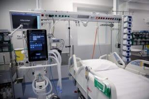 Επαναλειτουργεί από σήμερα ΜΕΘ του νοσοκομείου Αγρινίου