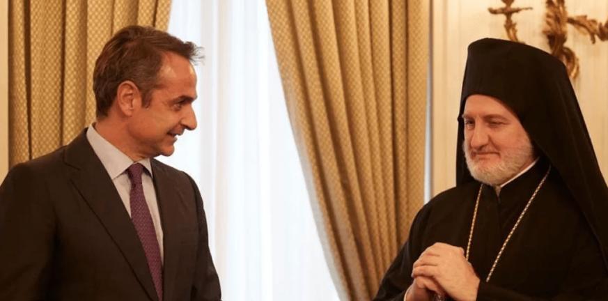 Ακυρώθηκε η συνάντηση Μητσοτάκη – Ελπιδοφόρου στη Νέα Υόρκη