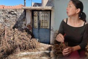 Κυπαρισσία: Ταυτοποιήθηκε η τσιμεντωμένη σορός – Ανήκει στην 42χρονη Μόνικα