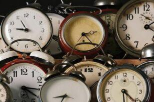 Αλλαγή ώρας: Τι ισχύει με την κατάργηση του μέτρου - Πότε γυρίζουμε τους δείκτες μια ώρα πίσω