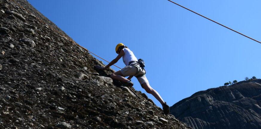 Νέο ατύχημα ορειβάτη στον Ολυμπο