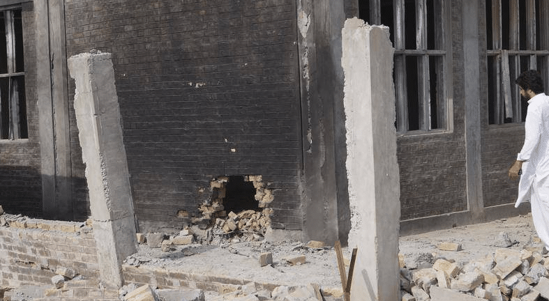 Πακιστάν – Βομβιστική επίθεση σε σχολείο θηλέων