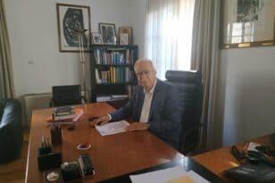 Καλάβρυτα-Παπαδόπουλος για το θάνατο Γιώργου Ζουμή: «Φλογερός υποστηρικτής σε ό,τι είχε να κάνει με την προκοπή του τόπου μας»
