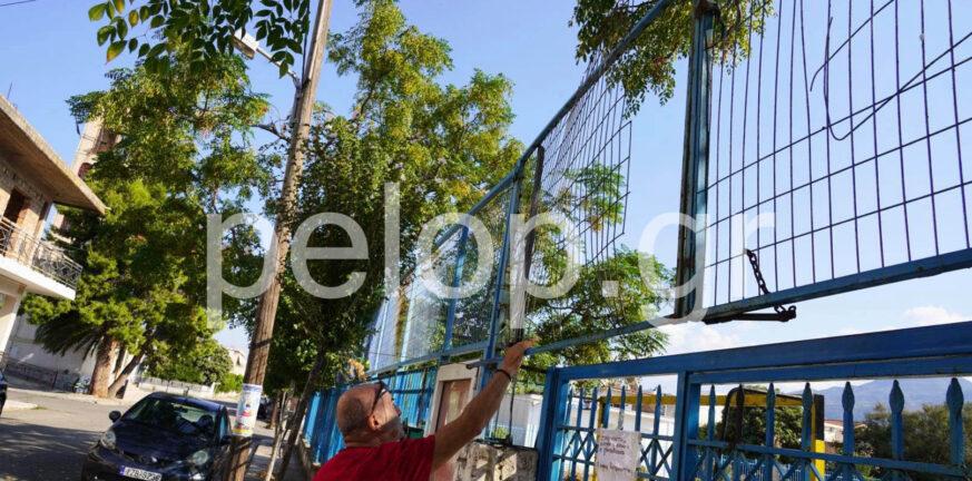 Αχαΐα: Βάνδαλοι σπάνε ένα σχολείο για πλάκα - Κάθε μέρα και νέα ζημιά - ΦΩΤΟ