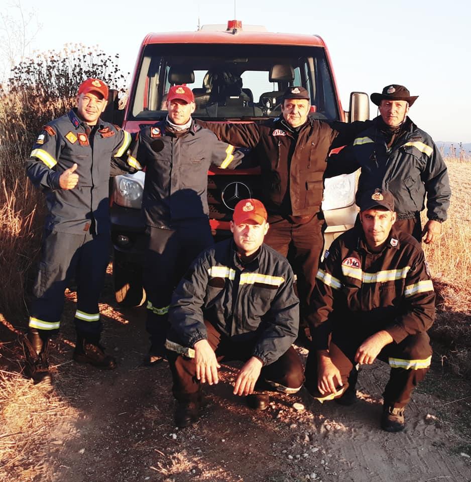 Πάντα στην πρώτη γραμμή οι Πατρινοί πυροσβέστες