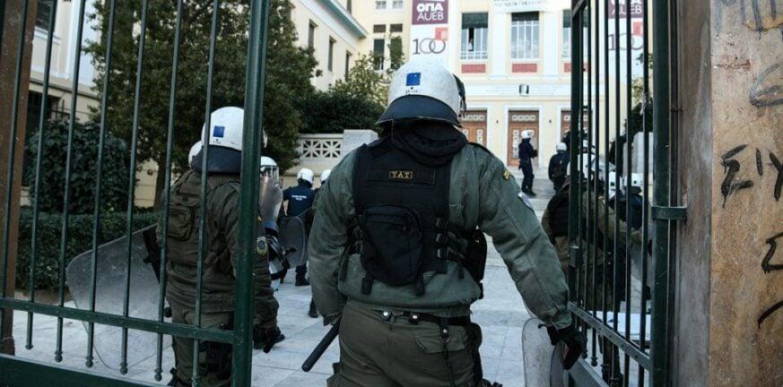 Πάει πίσω χρονικά η Πανεπιστημιακή Αστυνομία στα ΑΕΙ