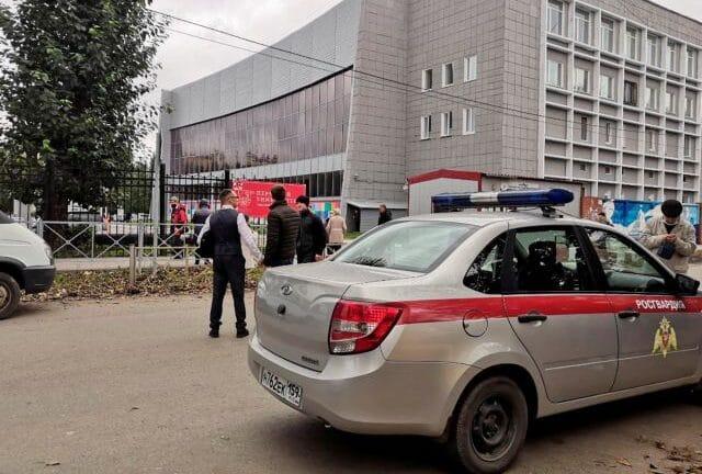 Ρωσία: Οκτώ νεκροί και 28 τραυματίες από την επίθεση ενόπλου σε πανεπιστήμιο της Περμ