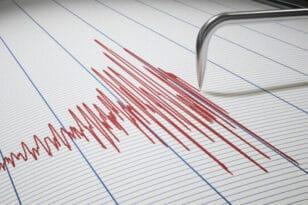 Κρήτη: Τρεις σεισμοί στο Αρκαλοχώρι μέσα σε λίγα λεπτά