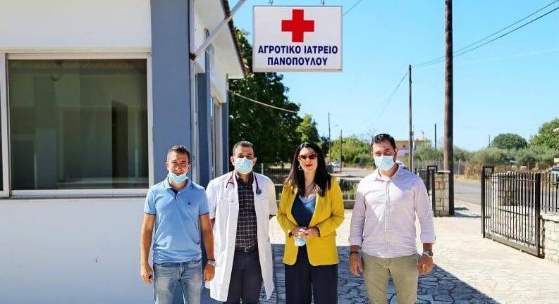 Κορονοϊός - εμβολιασμός: «Απόβαση» στην ορεινή Ηλεία