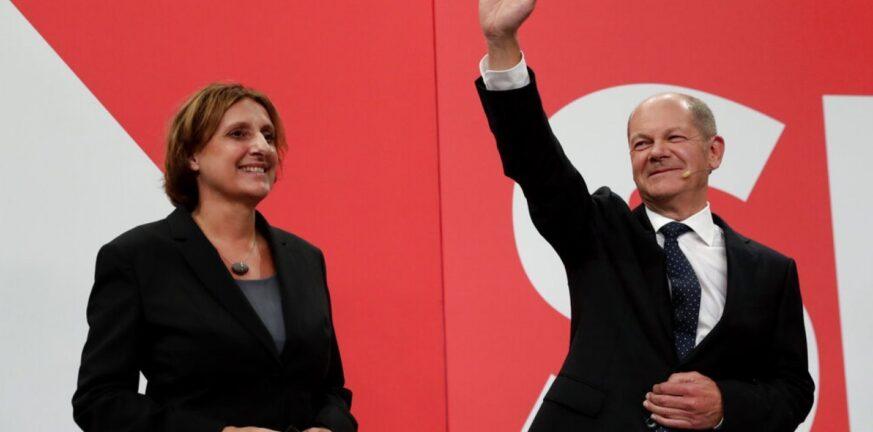 Γερμανικές εκλογές: Μεγάλος νικητής το SPD με 25,7%