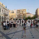 Πάτρα: Πανεκπαιδευτικό συλλαλητήριο στην πλατεία Γεωργίου - ΦΩΤΟ