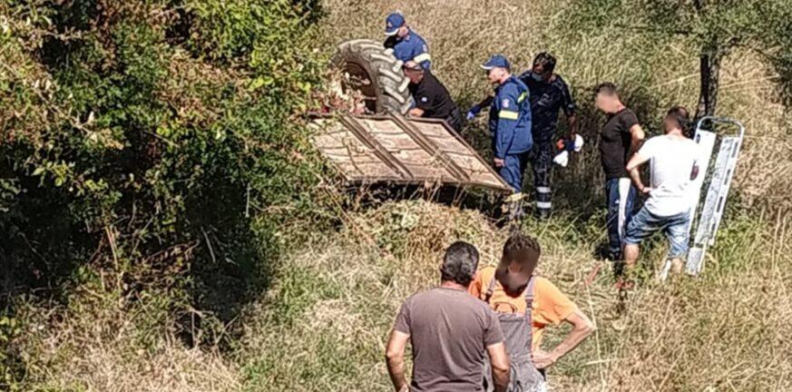 Πατέρας δύο παιδιών απεγκλωβίστηκε νεκρός στην Αιτωλοακαρνανία - ΝΕΟΤΕΡΑ - ΦΩΤΟ