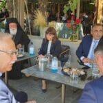 Παπαδόπουλος: «Στην Τρίπολη τηρήθηκε η ιστορική τάξη» - Ικανοποίηση του Δημάρχου Καλαβρύτων