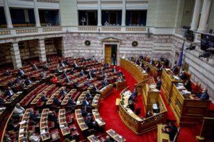 Σήμερα στη Βουλή η συζήτηση και ψηφοφορία για τη συμφωνία Ελλάδας - Γαλλίας