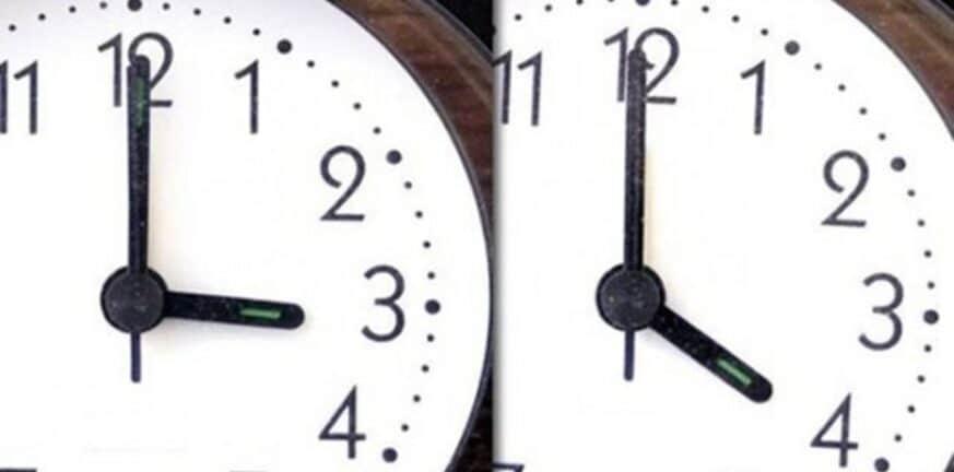Αλλαγή ώρας: Θα γυρίσουμε τελικά τα ρολόγια μας μια ώρα πίσω φέτος;