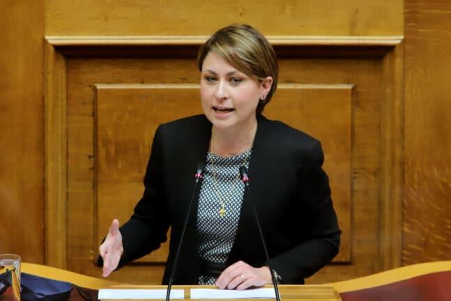 Αλεξοπούλου: Να συνεχιστεί η μείωση ενοικίου των σχολικών κυλικείων έως 40%