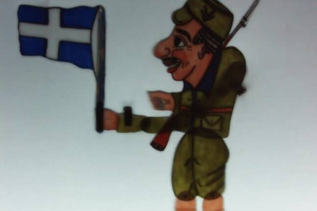 «1940 ο βομβαρδισμός της Πάτρας» - Επετειακή παράσταση στο Περί Σκιών από τον Χρήστο Πατρινό