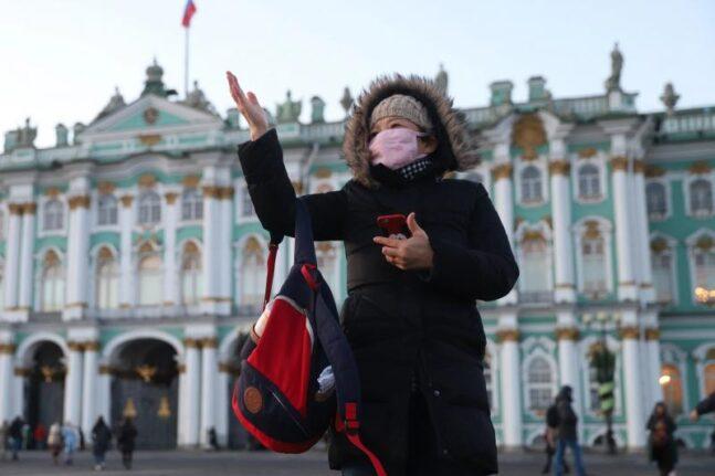 Ρωσία - Κορονοϊός: Νέο αρνητικό ρεκόρ θανάτων