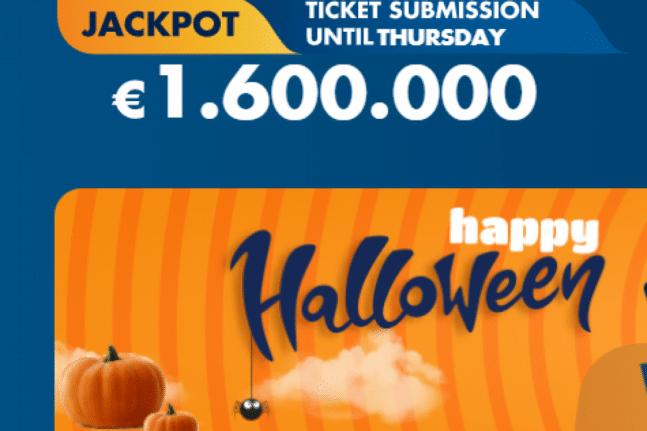 Τζόκερ: «Happy Halloween» από τον ΟΠΑΠ και κλήρωση για 1,6 εκατ. ευρώ