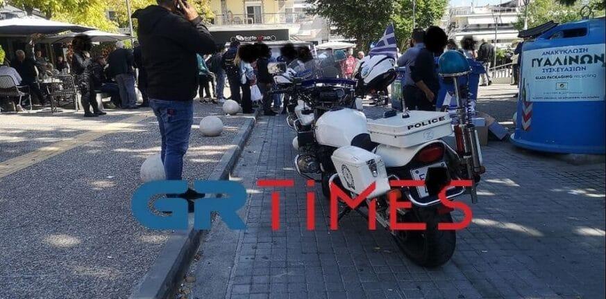Θεσσαλονίκη: Νέα επίθεση ακροδεξιών σε μέλη της ΚΝΕ
