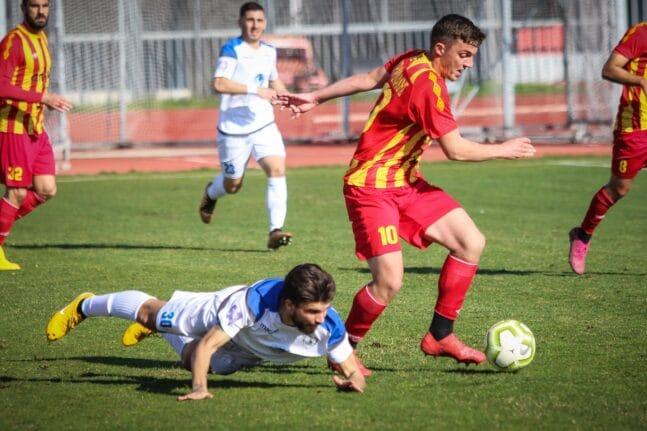 Αρης Πατρών: Θέλει παίκτη από Football League!