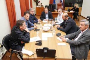 Αίγιο-σύσκεψη για το Τμήμα ΑΕΙ: Σκληραίνει η στάση προς την Κυβέρνηση