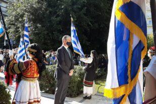 Πάτρα - 28η Οκτωβρίου: Γιάννης Τσακίρης για την εθνική επέτειο και για τις «θερμές» ανατιμήσεις (ΒΙΝΤΕΟ)