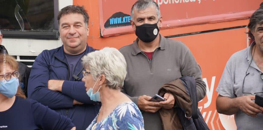 Μπλόκο Αιγίου: Πώς υποδέχθηκαν την κίνηση πολιτικά πρόσωπα της Αχαϊας