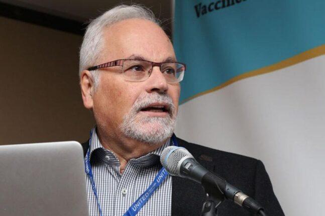 Ηχηρό καμπανάκι Παυλάκη: Κακώς άνοιξαν οι κλειστοί χώροι ακόμα και για εμβολιασμένους!