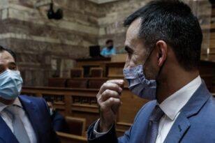 Κόντρα στη Βουλή - Γεωργιάδης σε Χαρίτση: «Όπως είπε και ο Σόιμπλε, γίνατε οι πιο μνημονιακοί»