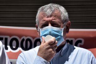 Βόμβα πέταξε ο Πρόεδρος της ΠΟΕΔΗΝ: Ασθενείς διασωληνώνονται εκτός ΜΕΘ και πεθαίνουν!