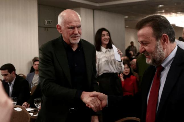 Εκλογές ΚΙΝΑΛ - Κάνει πίσω ο Κεγκέρογλου λόγω Παπανδρέου;