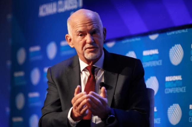 Γιώργος Παπανδρέου: «Αφετηρία νέων αγώνων» - Τι παραδέχθηκε στον Ανδρουλάκη