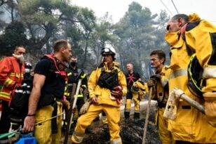 Πάτρα: Κοινο_Τοπία & Πολίτες Εν Δράσει συγκεντρώνουν βοήθεια για τους φορείς πυροπροστασίας