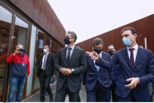 Κυρ. Μητσοτάκης: «Το rebrain Greece γίνεται πραγματικότητα, η Θεσσαλονίκη πρωτεύουσα της εξωστρέφειας»