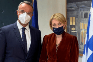 Χριστίνα Αλεξοπούλου: Τετ α τετ με Σταϊκούρα για επιδόματα θέρμανσης και στήριξη των αγροτών στην Αχαΐα