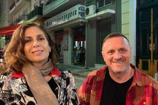 Η Κατερίνα Διδασκάλου αποθεώθηκε στην Πάτρα - Sold οut η παράσταση το Σαββατοκύριακο