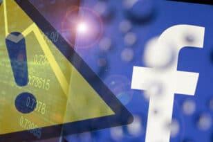 Facebook: Νέα προβλήματα λειτουργίας παρουσιάζονται σήμερα