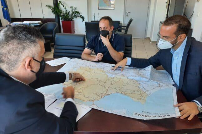 Μεγάλα οδικά έργα στο εθνικό δίκτυο της Αχαΐας - Που θα γίνουν