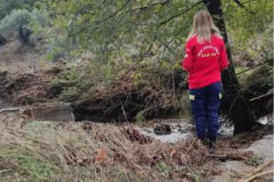 Νεκρός από την κακοκαιρία «Μπάλλος» ο 69χρονος κτηνοτρόφος στην Εύβοια