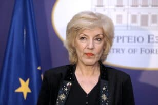 Στάζει φαρμάκι η Σία Αναγνωστοπούλου: «Με τρομάζει ο κυνισμός των αρίστων...»