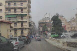 Κακοκαιρίας συνέχεια - «Άνοιξαν» οι ουρανοί στην Πάτρα - Οι περιοχές με τα μεγαλύτερα ύψη βροχής - ΦΩΤΟ