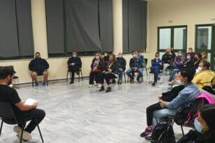 Συνάντηση γονέων και προπονητών της Προαγωνιστικής ομάδας κολύμβησης της ΝΕΠ