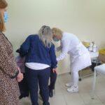 Εμβολιασμοί στην επαρχία της Αχαΐας - Στο ΚΕΠ Σταυροδρομίου ο Καρβέλης