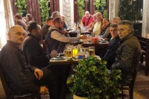 Διαγόρας: Πρόσφερε μια ζεστή βραδιά στους δημοσιογράφους