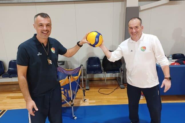 Παπαδημητρίου-Γεράνιος: Δυο αθλήματα, μια η ομάδα!