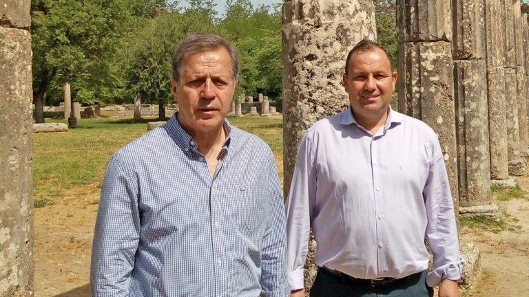 Δήμος Αρχαίας Ολυμπίας: «Εφοδος» σε Ελλάδα και εξωτερικό για ενίσχυση του τουρισμού