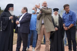 Καλογερόπουλος για το συλλαλητήριο στο Αίγιο: Το δίκιο είναι με το μέρος μας